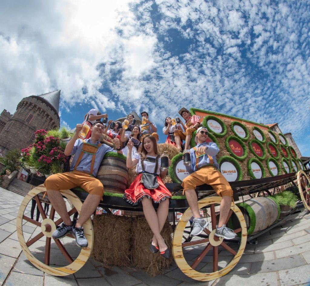 Ba Na Hill Khu du lịch hàng đầu Việt Nam