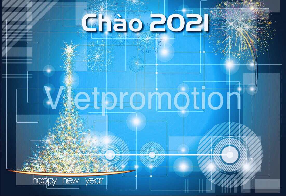 VIETPROMOTION - CHÚC MỪNG NĂM MỚI TẾT CỔ TRUYỀN TÂN SỬU 2021