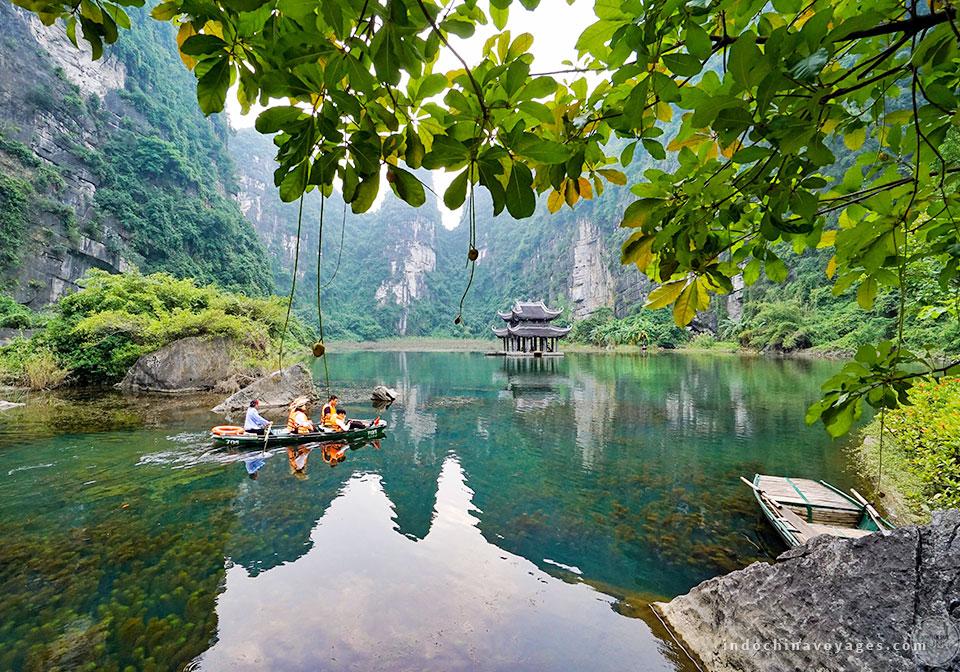 Khám Phá Ninh Bình Di Sản Thế Giới Kép - Khu Du Lịch Tràng An.