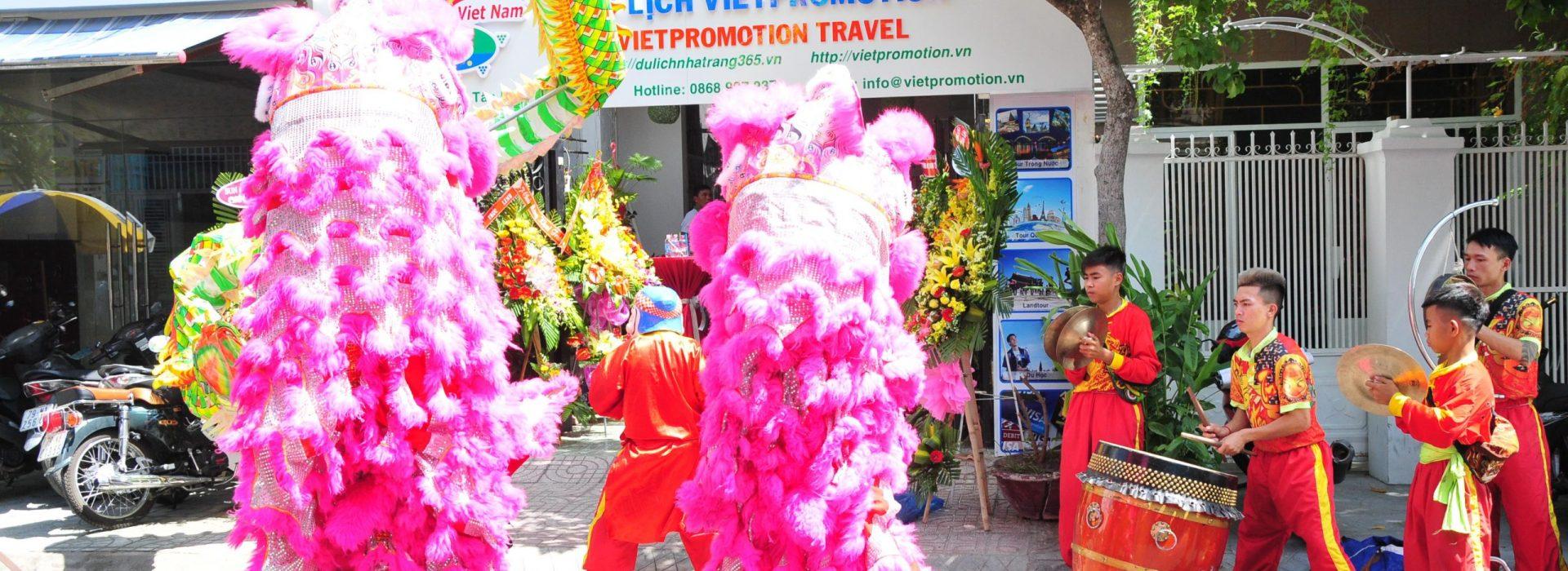 Tổ Chức Sự Kiện : Lễ Khai Trương - Vietpromotion Event- Media - Mice