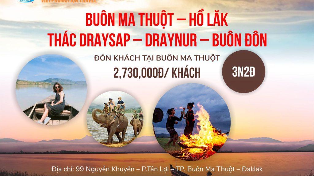 Buon Ma Thuot 3n2d